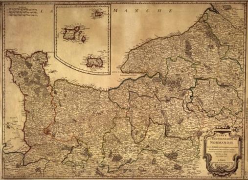 Histoire de la Manche, en dates