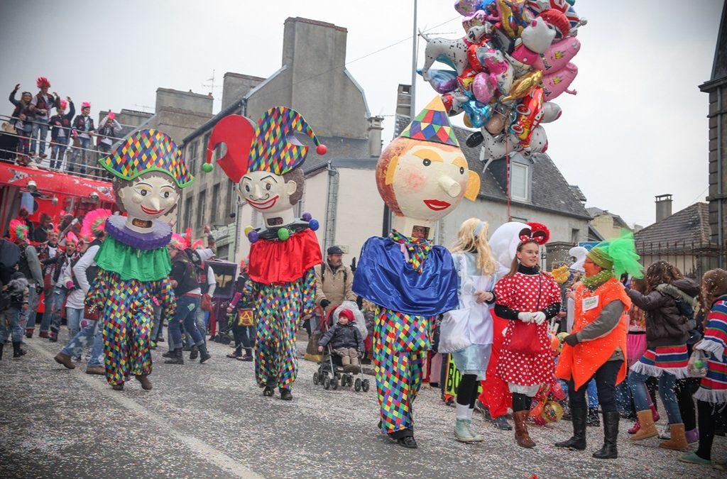 Février 2018, le carnaval de Granville arrive à grands pas !